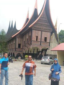 Istana Pagaruyung simbol adat dan budaya Minangkabau